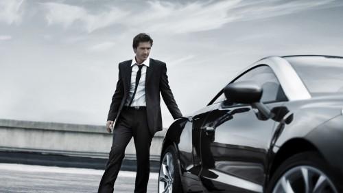 Миллионер и его машина