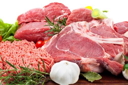 Свежее мясо