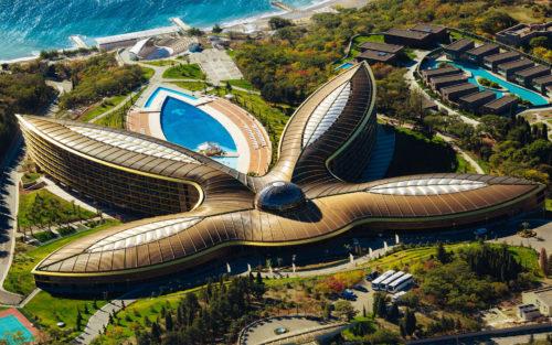 Отель Mriya Resort & Spa в Ялте