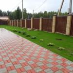 Бизнес-план производства тротуарной плитки. Как открыть производство тротуарной плитки.