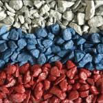 Производство цветного щебня (Как производить цветной щебень)