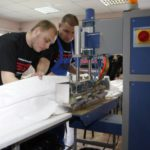 Открываем производство натяжных потолков
