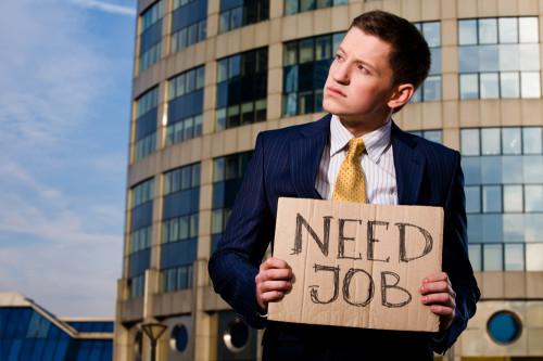 Парень ищет работу