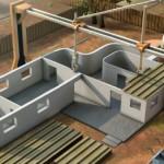 3D принтер для строительства домов как бизнес