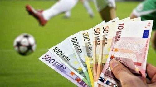 Футбольный мяч и ЕВРО