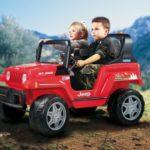 Открываем прокат электро-машинок и электро-мотоциклов для детей