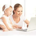 Работа на дому для мам в декрете: ТОП 25 способов заработка, в том числе без вложений + список сайтов с вакансиями