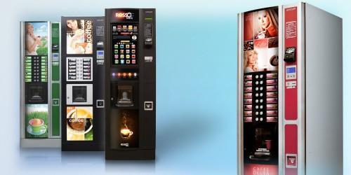 Разные кофе-автоматы
