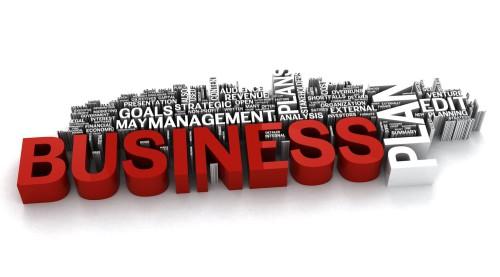 Надпись бизнес-план на английском языке