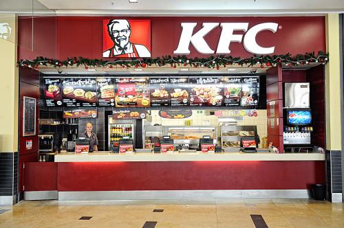 Кассы KFC