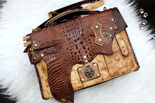 Эксклюзивная сумка ручной работы