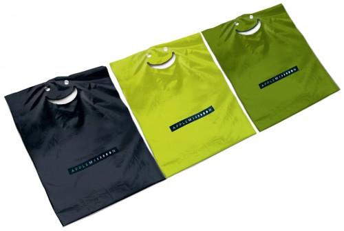 Разноцветные полиэтиленовые пакеты