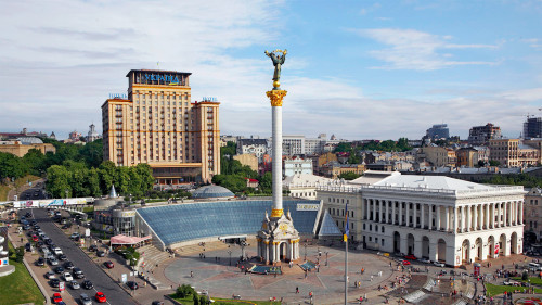 Гостиница Украина в Киеве