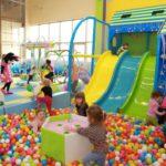 Бизнес-идея: детская игровая площадка