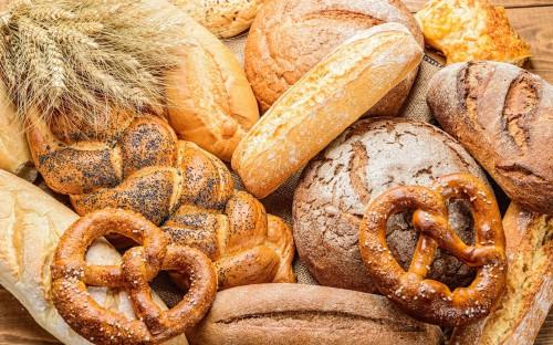 Продукция хлебобулочного производства
