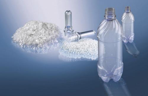 Пластиковые бутылки и сырье для их производства