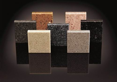 Образцы жидкого камня